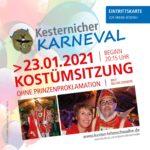 Karneval in Simmerath – 2021 e betzje stiller